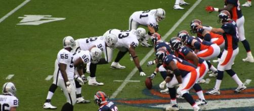 The Oakland Raiders will try to get a win in Mexico City Monday night. [Photo via Flickr Creative Commons]