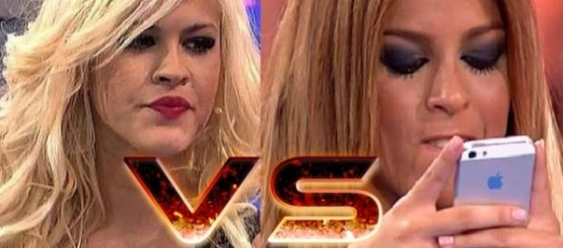 Acusaciones e insultos graves entre Ylenia y Oriana