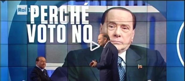 Berlusconi a Porta a Porta | Tito di Persio