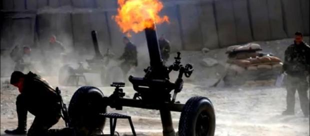 De simples mortiers ne suffisent plus pour lutter contre le terrorisme islamique qui menace la France !