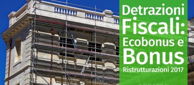 Detrazioni Fiscali: Ecobonus e Bonus Ristrutturazioni 2017 - abbassalebollette.it