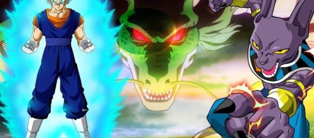 Dragon ball super deviantart mundo Dragon Ball
