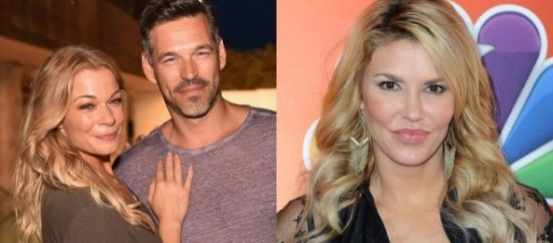 Eddie Cibrian Slams Ex Brandi Glanville Over Claims She Made About ... - justjared.com