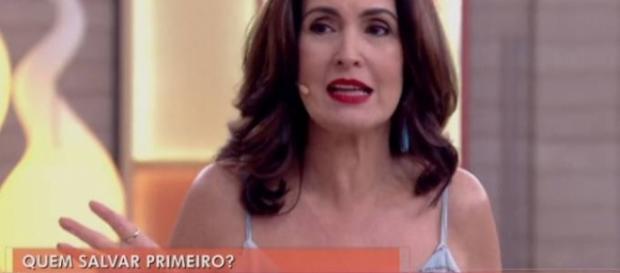Fátima Bernardes quebrou o silêncio após polêmica