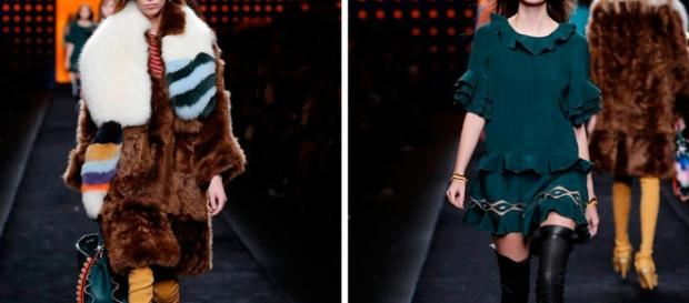 Fendi Autunno Inverno 2016 2017: Foto, Video