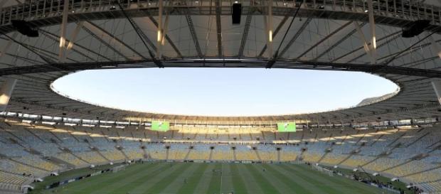 Fluminense e Internacional pode não acontecer no Maracanã (Foto: O Globo)