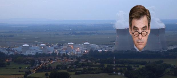 François Fillon, ange tutélaire des centrales nucléaires. Va-t-il remettre en service celle de Bugey ?