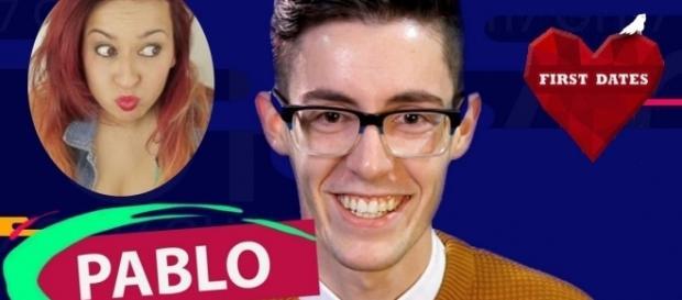 GH17: ¡¡Pablo y esta famosa youtuber tendrán su 'First Dates'!!
