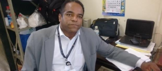 Luiz Carlos dos Santos foi preso em sua residência