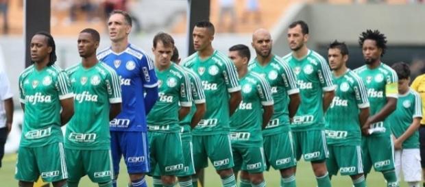 Palmeiras poderá comemorar o título na próxima rodada