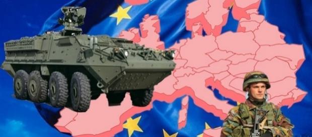 Parlamentul Uniunii Europene a votat crearea unei super armate europene