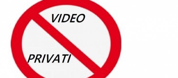 Sempre più video privati si diffondono in rete.