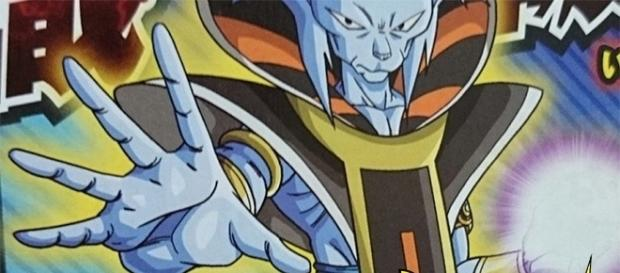 The fusion of Beerus and Whis-san. from Wikipedia
