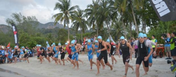 Top athletes across all categories accepted IRONMAN World Championship slots in a roll down ceremony on November 13