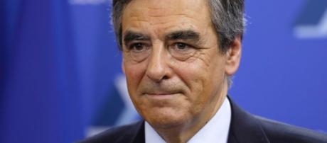 Francois Fillon candidature 2017