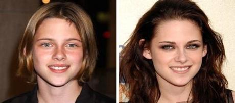 Veja como as celebridades eram antes da fama.