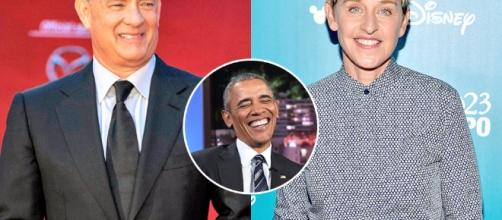 Barack Obama Names Tom Hanks, Ellen DeGeneres and More ... - eonline.com