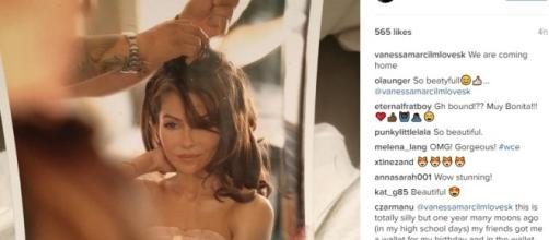 'General Hospital' spoilers - Vanessa Marcil hints at 'GH' return (via Instagram Vanessa Marcil)