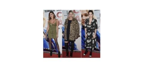 Gossip: Belen Rodriguez, Emma Marrone e Laura Chiatti insieme alla prima di un film.