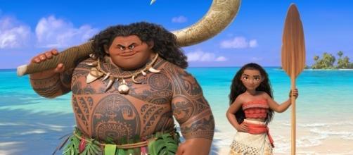 """""""Moana"""", le dernier dessin animé de Disney est sorti aux USA"""