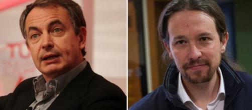 """Pablo Iglesias: """"Zapatero y Bono defendían a Pedro Sánchez en ... - lavanguardia.com"""