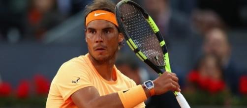 Rafael Nadal passes Sam Querrey test in Madrid – Rafael Nadal Fans - rafaelnadalfans.com