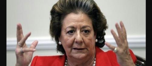 #RitaBarberá #Barberá Muere Rita Barberá de un infarto