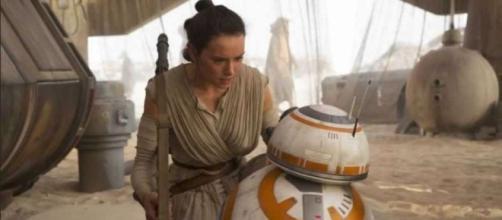 Star Wars 7, la nueva jedi Rey
