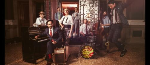 The Hot sardines *NOTE - Image from en.wikipedia.org