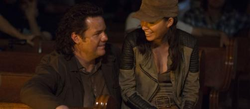 The Walking Dead: Will Rosita and Eugene get together in the TV show? - digitalspy.com