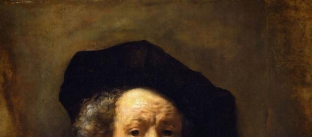 Autoritratto Rembrandt Harmens-zoon van Rijn