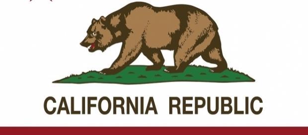 """California Republic Flag"""" by NorCal   Redbubble ...- redbubble.com"""