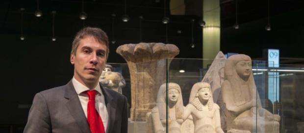 Christian Greco direttore del museo egizio Torinese