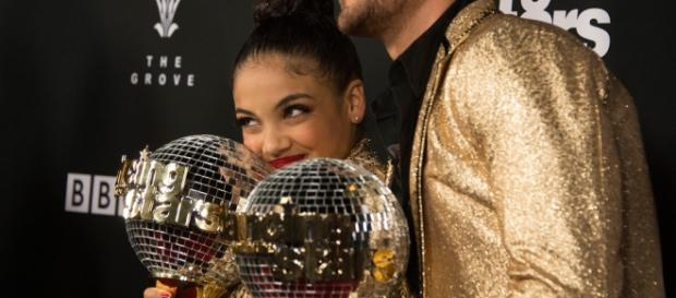 Dancing With the Stars Winner Laurie Hernandez - Photo: Blasting News Library - eonline.com