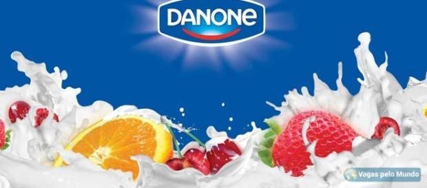 Danone está contratando promotores de vendas