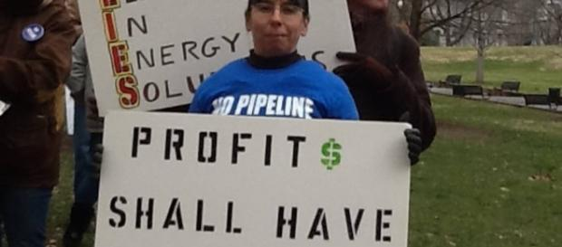 Dominion Pipeline Opponents Rally At Capitol | PopularResistance.Org - popularresistance.org