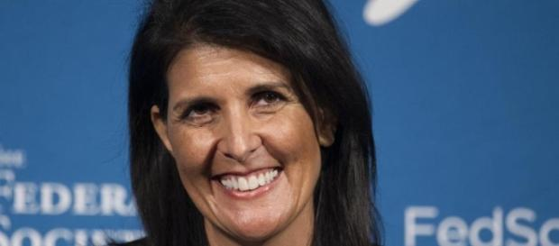 Donald Trump picks Nikki Haley to be UN ambassador - The Boston Globe - bostonglobe.com