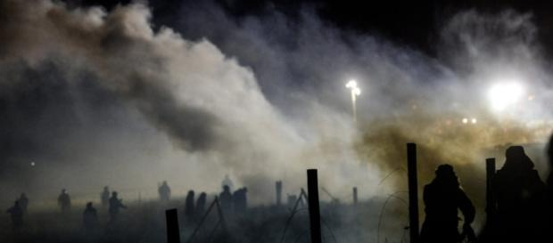 Hundreds of Dakota Access Pipeline protesters injured by police ... - inhabitat.com