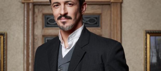 Il Segreto: Alfonso Castañeda, Fernando Coronado parla del suo ... - melty.it