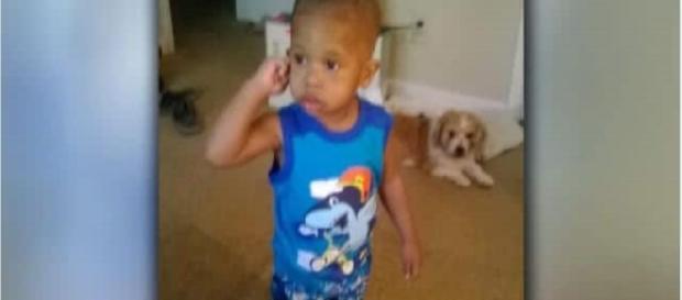Kyrian Knox, 2 anni, ucciso perchè piangeva troppo.