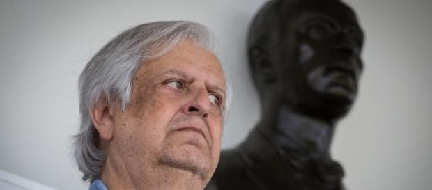 Modesto Roma Jr, presidente do Santos Futebol Clube