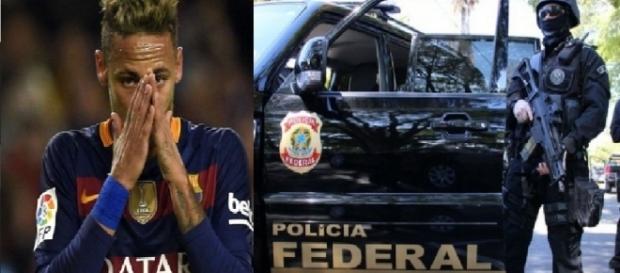 Neymar pode ser preso - Imagem/Google