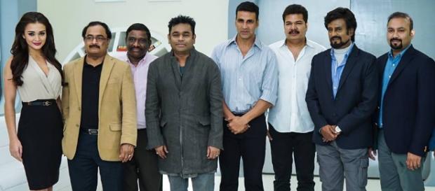 Secrets behind Rajinikanth and Akshay Kumar characters in 2.0 ... - cinematalkie.com