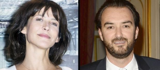 Sophie Marceau et Cyril Lignac ont rompu