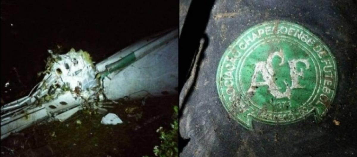 Tragédia: avião cai e mata quase todos os jogadores da Chapecoense