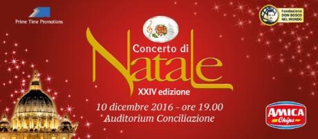 Concerto di Natale all'Auditorium Conciliazione
