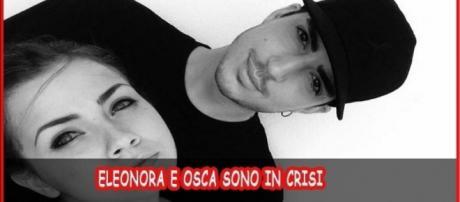 Uomini e Donne news, Eleonora e Oscar sono in crisi ecco i messaggi di addio
