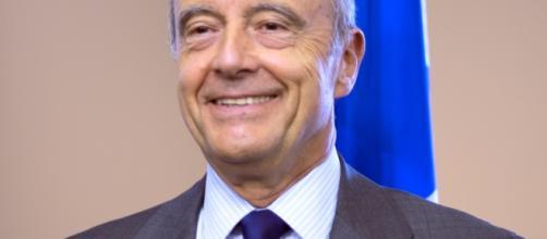 Alain Juppé au Québec en 2015 - CC BY