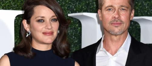 Brad Pitt - Marion Cotillard: red carpet dopo il divorzio