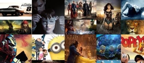Confira alguns lançamentos de filmes de 2017